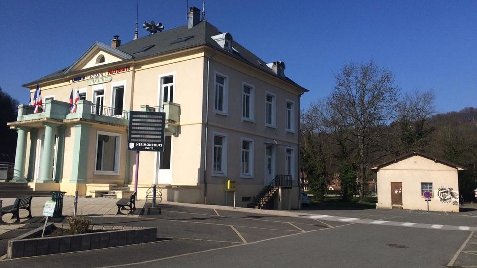 Mairie d'Hérimoncourt