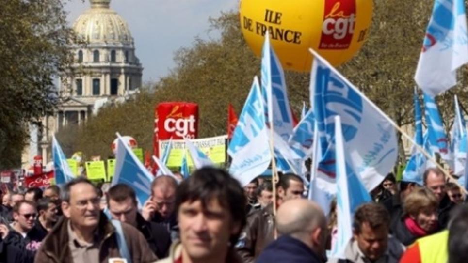 Deux nouvelles journées de manifestations sont prévues les 12 et 16 octobre