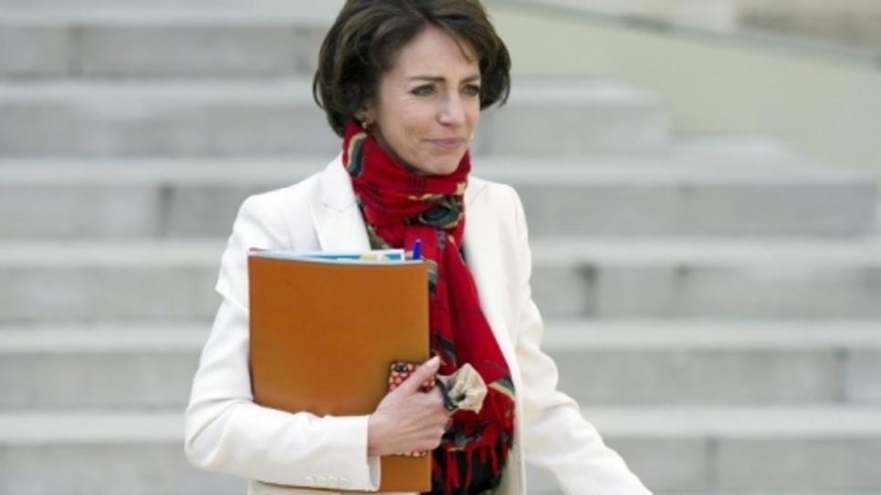 Marisol Touraine, ministre de la Santé