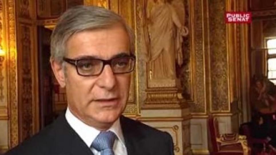 Le sénateur centriste Hervé Maurey