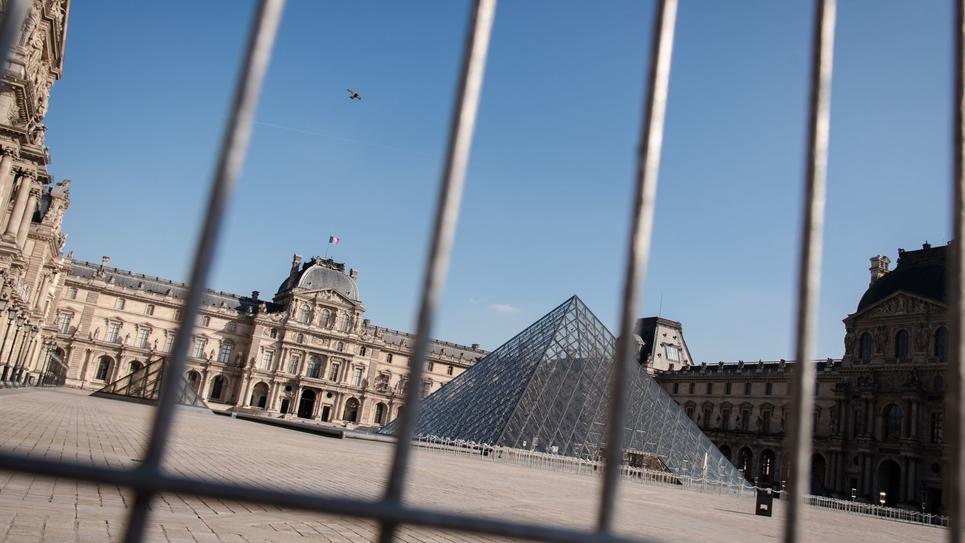 Un troisieme confinement a Paris