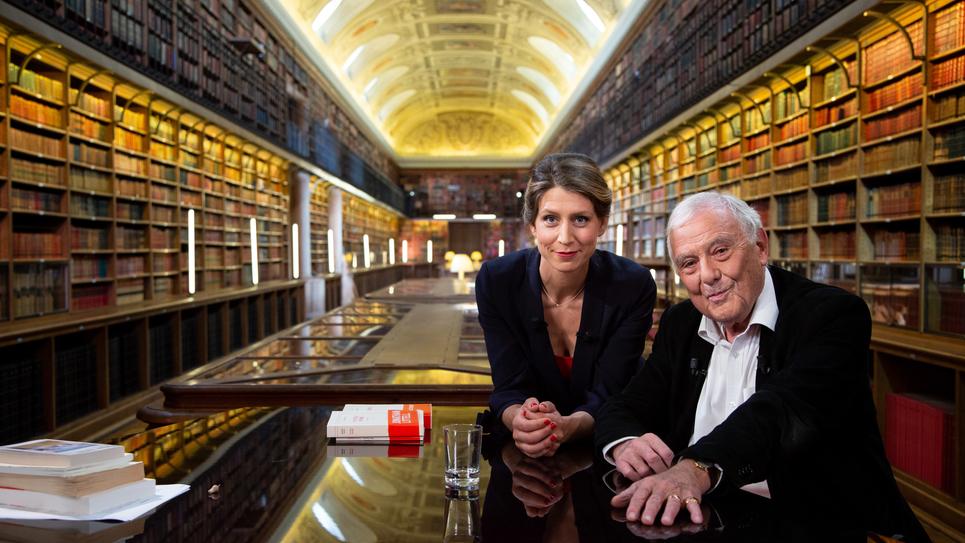 Philippe Sollers invité de Livres & vous