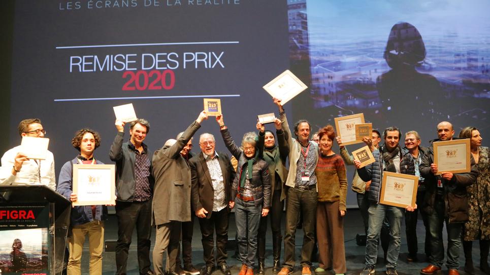 Les lauréats du Figra 2020