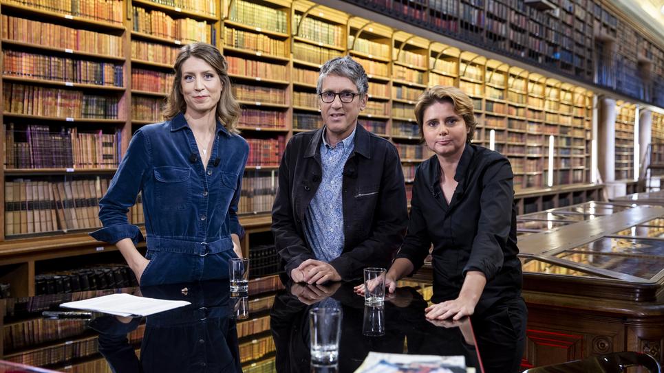 Livres & vous Eric Rochant et Caroline Fourest