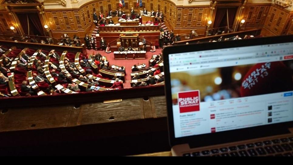 Sénat hémicycle