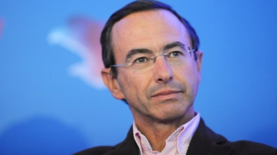 Le président du groupe UMP au Sénat, Bruno Retailleau