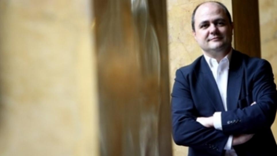 Bruno Le Roux, président du groupe PS à l'Assemblée nationale