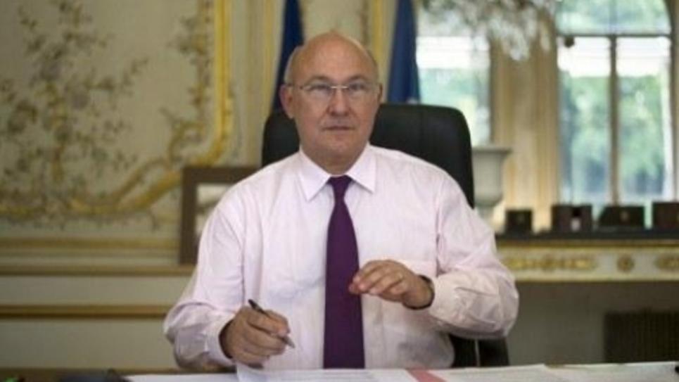 Michel Sapin, ministre des Finances
