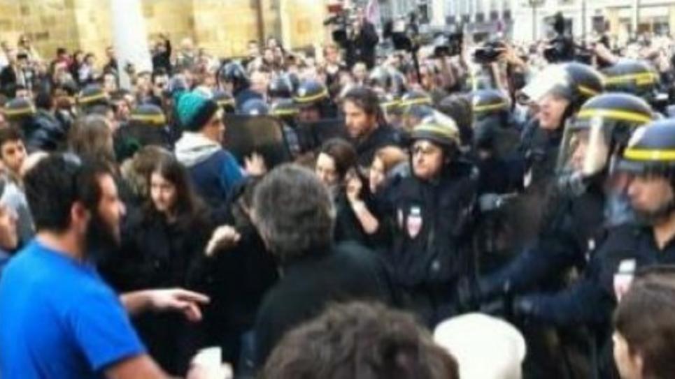 Sarkozy à Bayonne