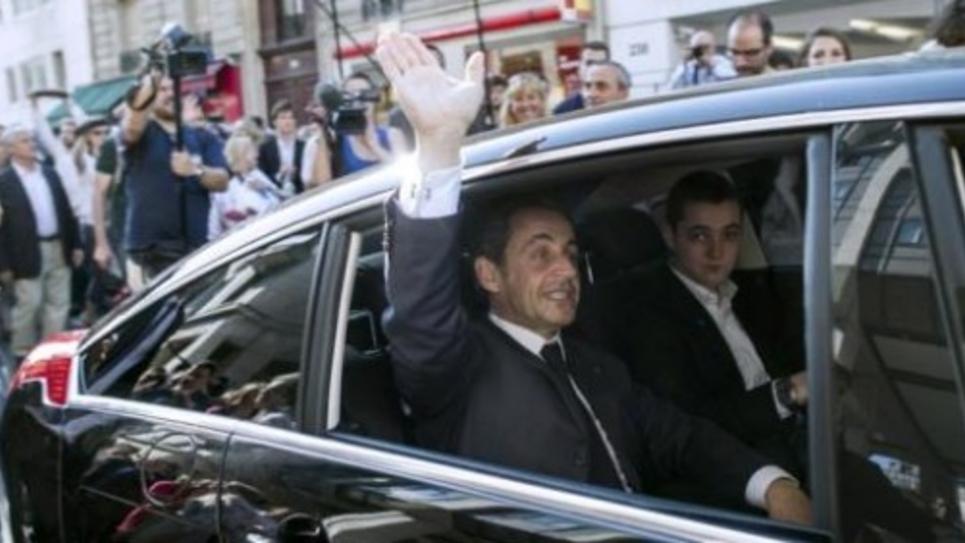 Nicolas sarkozy est de retour à paris jol journalism online press