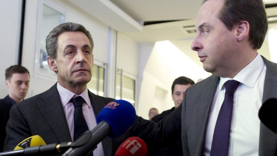 Nicolas Sarkozy, Jean-Christophe Lagarde