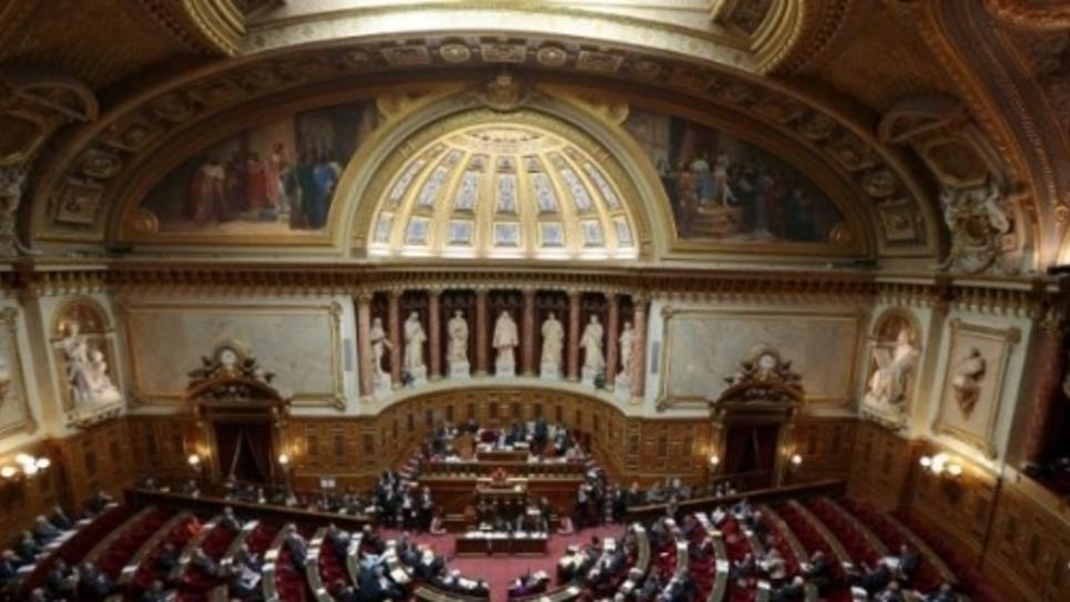 Hémicycle du Sénat. Photo d'illustration