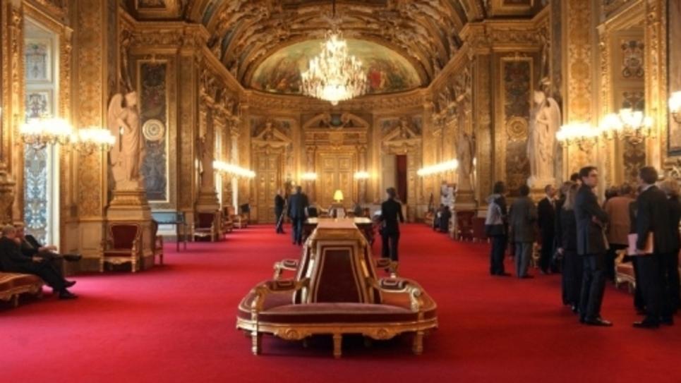 Salle des conférences, Sénat