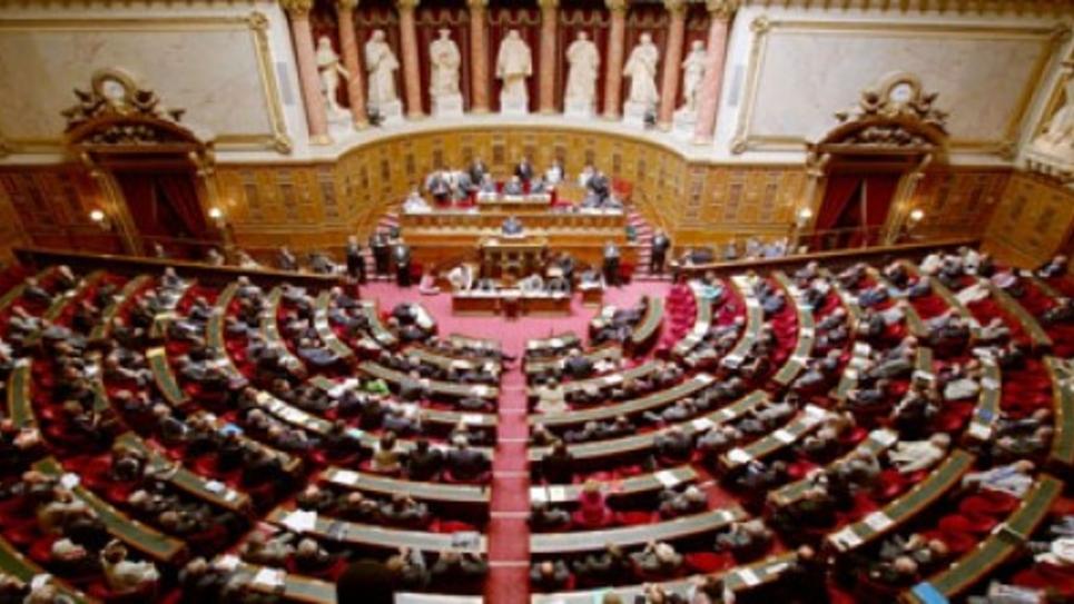Hémicycle du Sénat