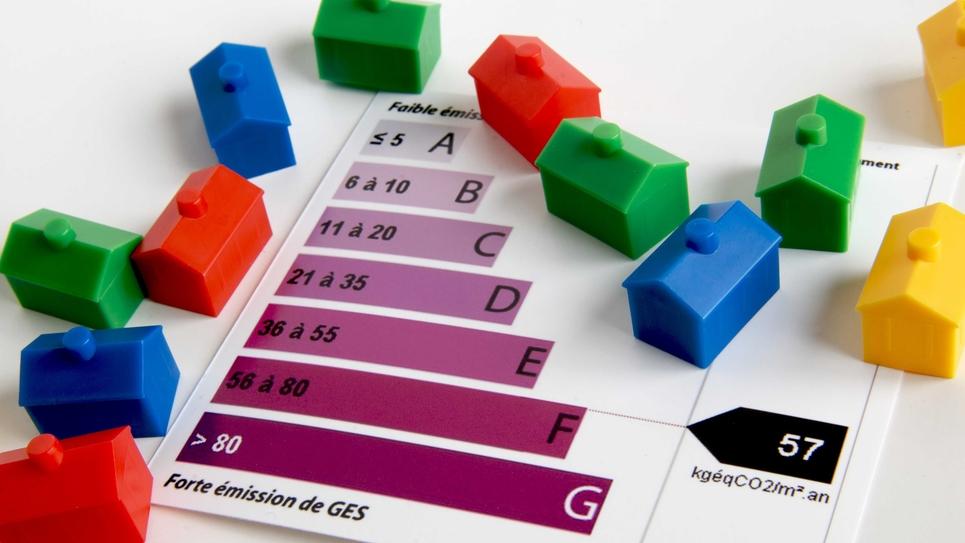 IMMOBILIER : Diagnostic de performance energetique