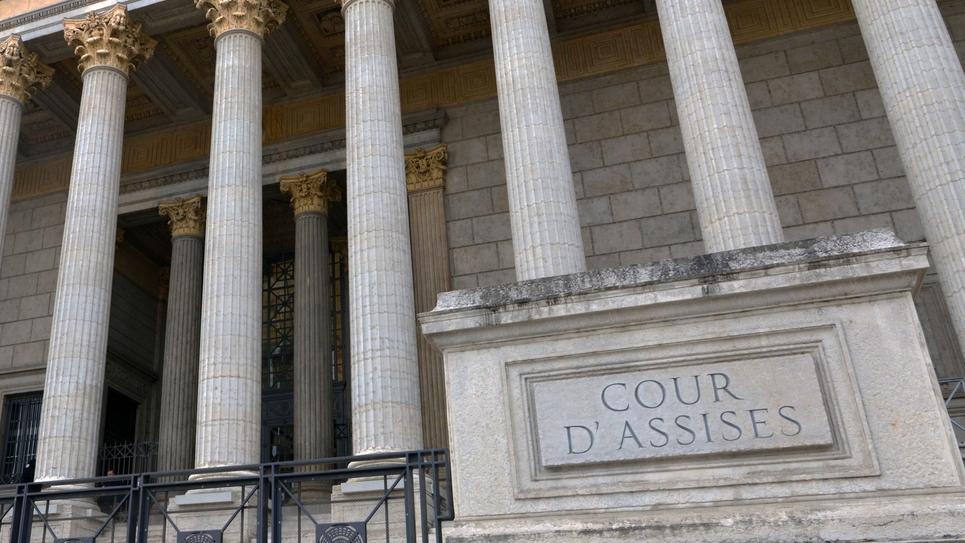 illustration du palais de justice de Lyon