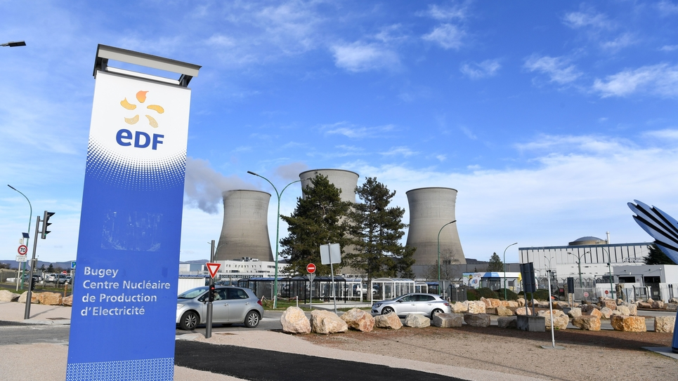 centrale nucleaire le Bugey