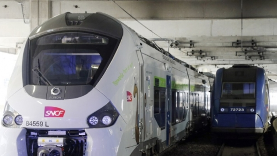 SNCF grêve