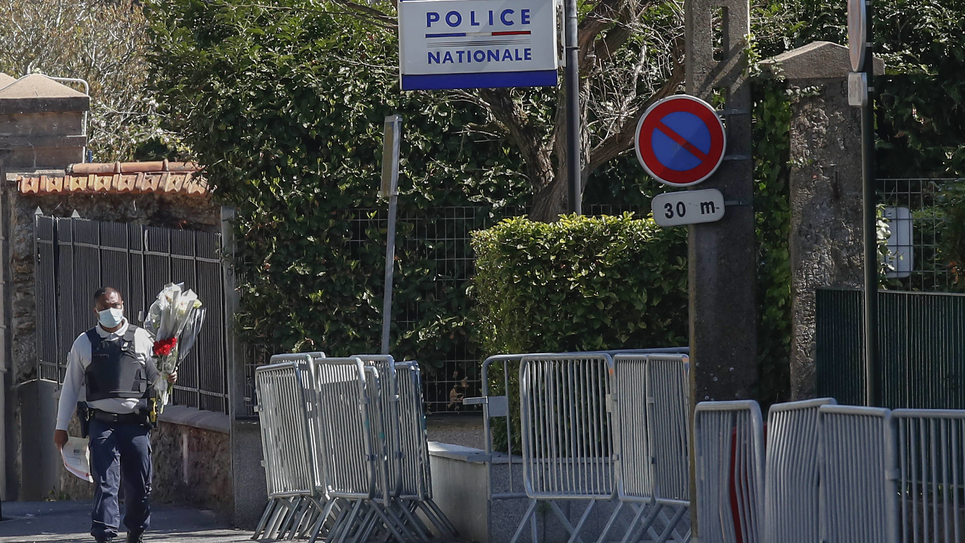 France Police Attack