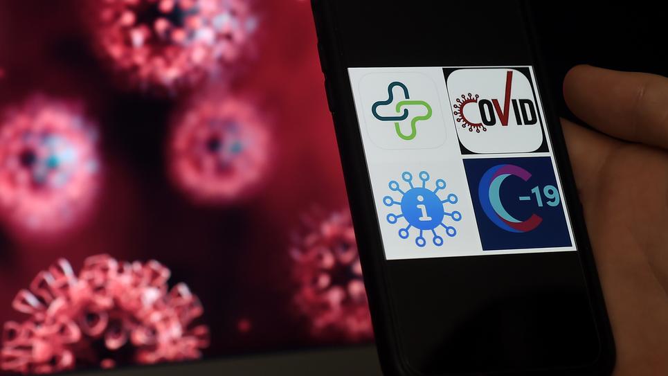 tracking portable coronavirus