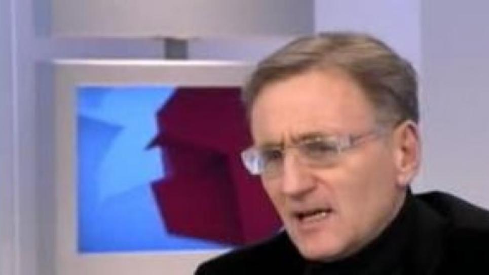 le sénateur PS André Vallini