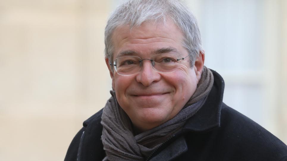 Portrait de Vanik Berberian, président de l'association des maires ruraux de France