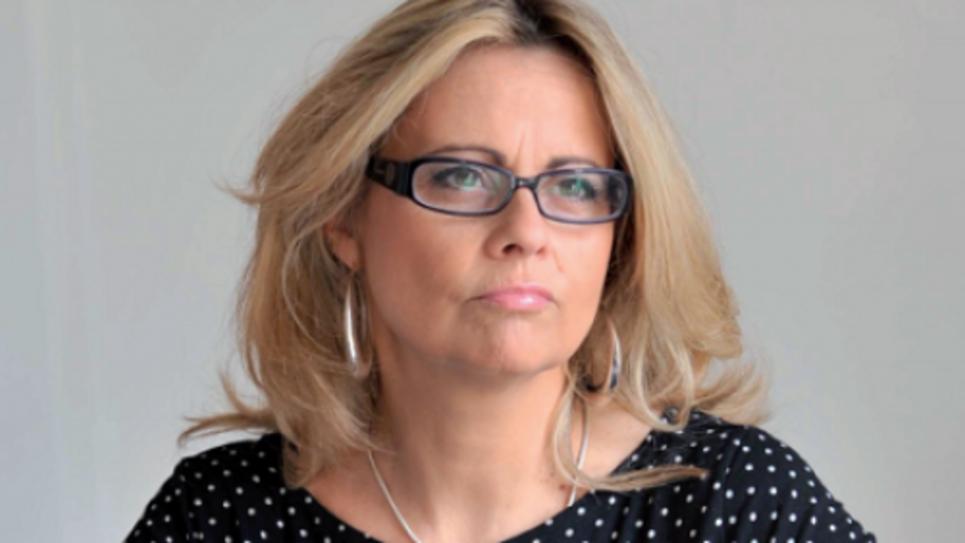 Virginie Martin, politologue, présidente du Think tank Different