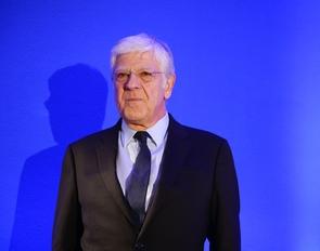 Le PDG de la Caisse des Dépots Pierre-René Lemas, ici le 30 mars 2017, a atteint l'âge légal de la retraite