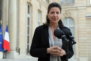 La ministre de la Santé Agnès Buzyn, le 17 octobre 2017 à l'Eslyée, à Paris
