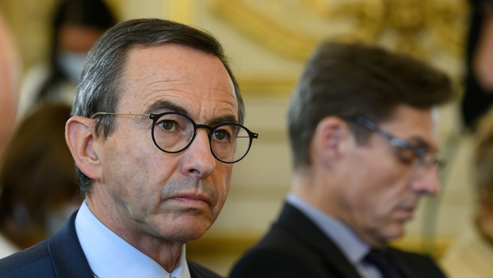Paris: Larcher presents 50 Senate proposals for the full exercise of local freedoms