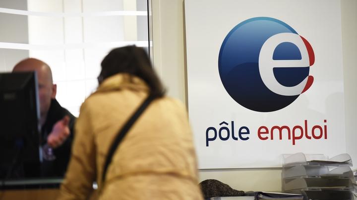 Une agence Pôle Emploi à Montpellier, le 27 avril 2016