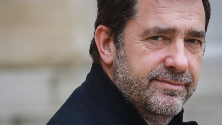 Le ministre de l'Intérieur, Christophe Castaner, à Paris le 4 mars 2020