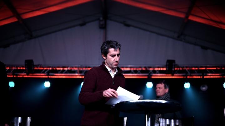 François Ruffin à Grenoble le 11 mars 2020
