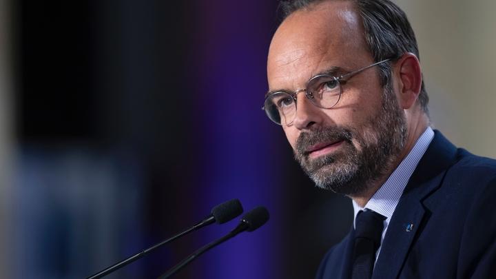 Edouard Philippe, à Paris, le 4 octobre 2019