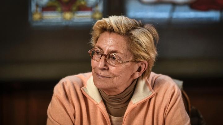 Isabelle Balkany, première adjointe du maire de Levallois-Perret, le 15 avril 2019 au conseil municipal de Levallois-Perret