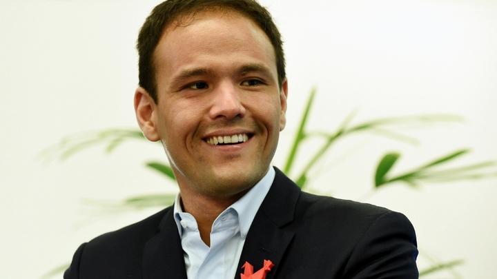 Le secrétaire d'Etat au Numérique Cédric O, à Paris,le 3 avril 2019