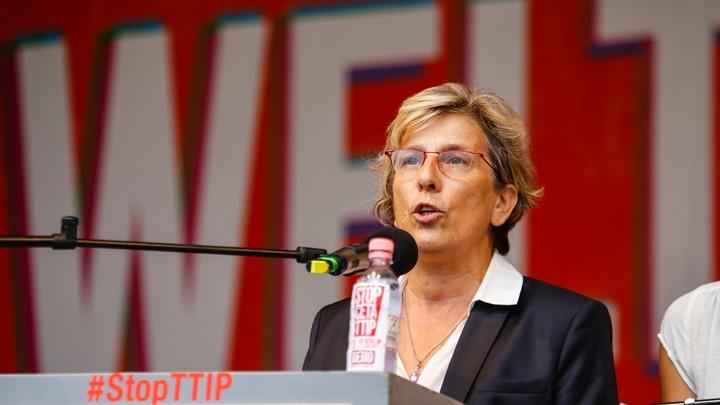 Marie-Noëlle Lienemann, le 17 septembre 2016 à Berlin