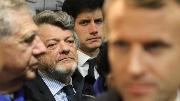 Jean-Louis Borloo, Emmanuel Macron, De Normandie, Mézard