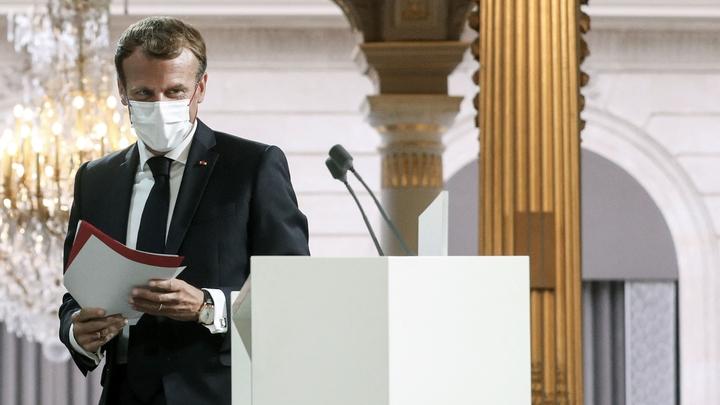 Ceremonie a  la memoire des Harkis au palais de l'Elysee a  Paris