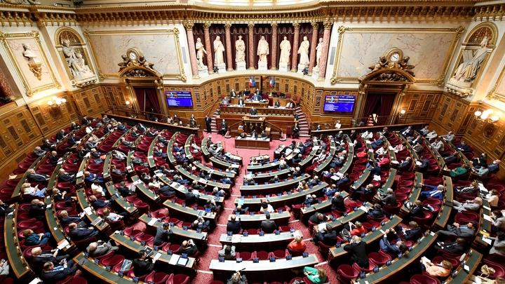 L'hémicycle du Sénat (image d'archive)