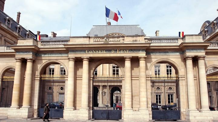 PARIS : Ministeres et Institutions ( illustration )