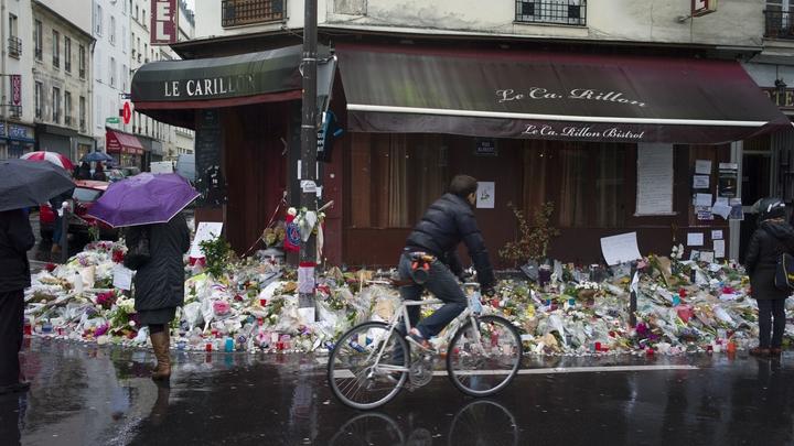 France : Paris, Les terrasses de cafe parisiennes