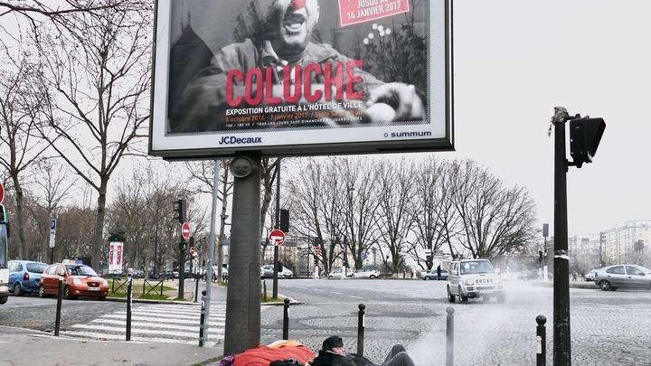 Grand froid Paris
