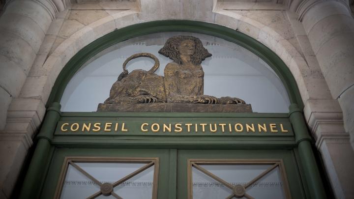 FRA: Conseil Constitutionnel