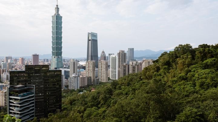 Elephant Mountain, Taipei