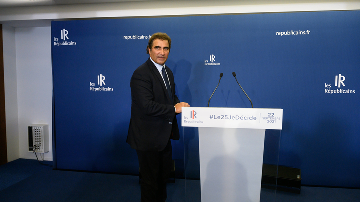 Paris: Bureau politique des Republicains.