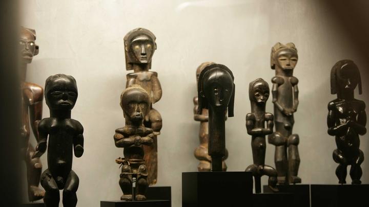 France, Paris : Le Musee du Quai Branly