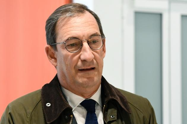 Nicolas Bazire le 7 octobre 2019 à Paris