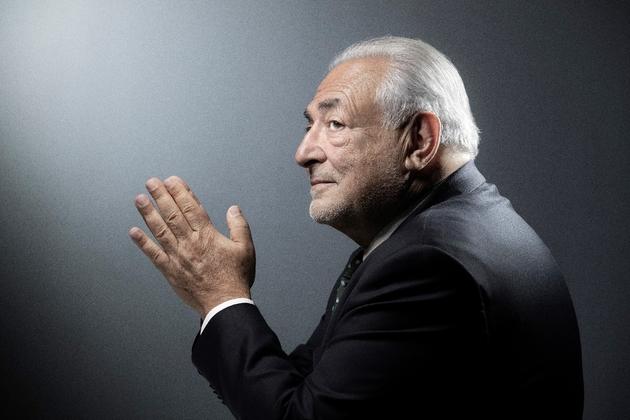L'ancien ministre français des Finances et ancien directeur du FMI Dominique Strauss-Kahn, photographié ici par l'AFP le 6 septembre 2018