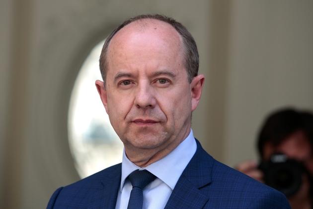 L'ancien ministre de la Justice, Jean-Jacques Urvoas (PS), le 17 mai 2017 à Paris